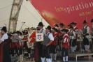 Auftritt des Landesorchester Süd in Rosenheim bei der Landesgartenschau