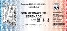 Sommernachtsserenade des SFZ Beyharting